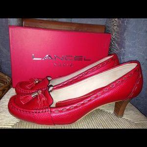 New Lancel shoes
